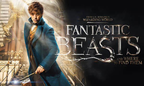 Fantastic Beasts and Where to Find Them 2016 Review