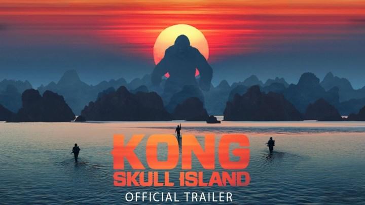 Kong: Skull Island 2017Review